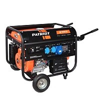 Бензиновый генератор PATRIOT GP 6510LE  474101570